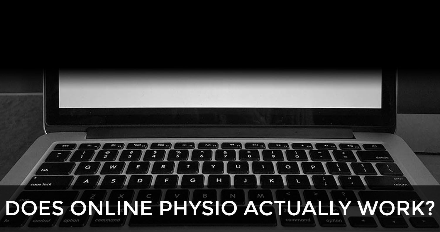 does online physio work
